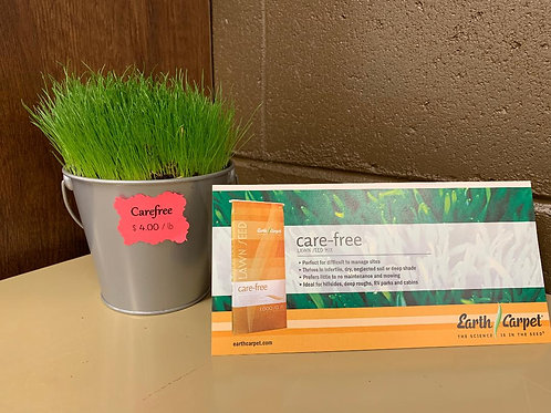 Care-Free Lawn Seed Mix