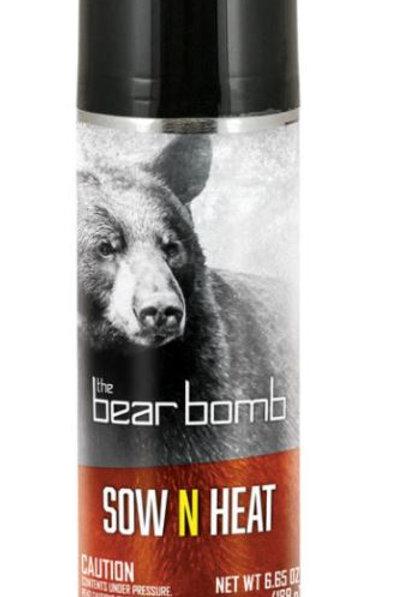 Bear Bomb Sow 'N Heat