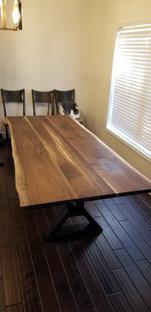 Black Walnut Dining Table