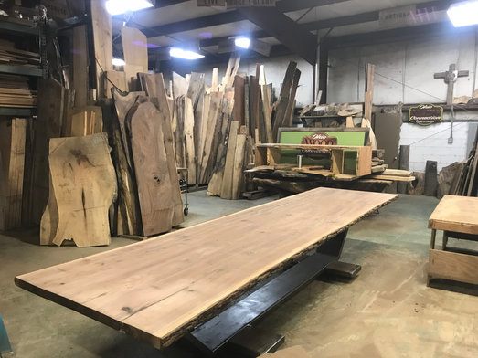 Walnut Conference Table