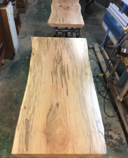 Maple Coffee Bar and Tables