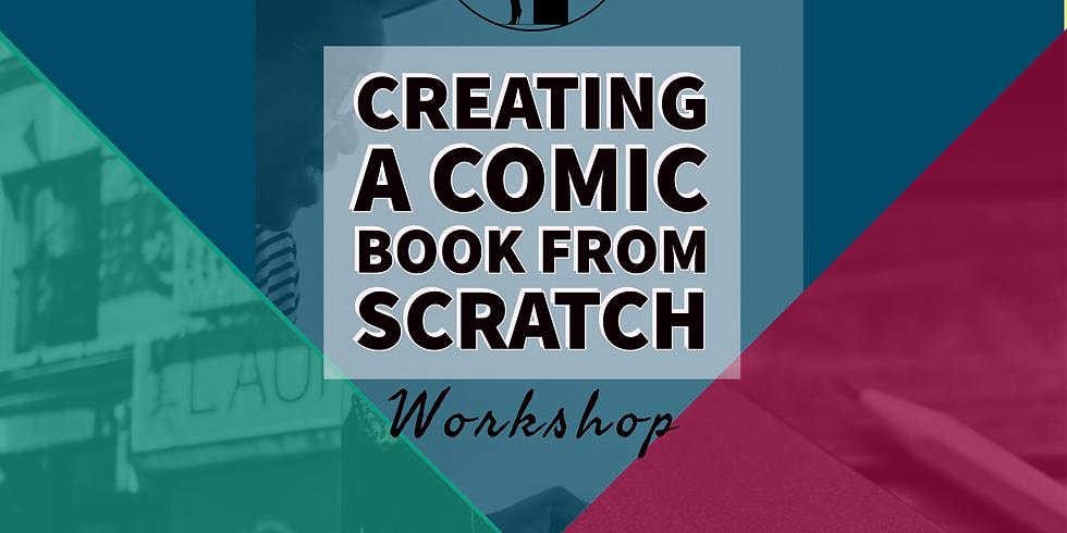 Creating A Comic Book From Scratch