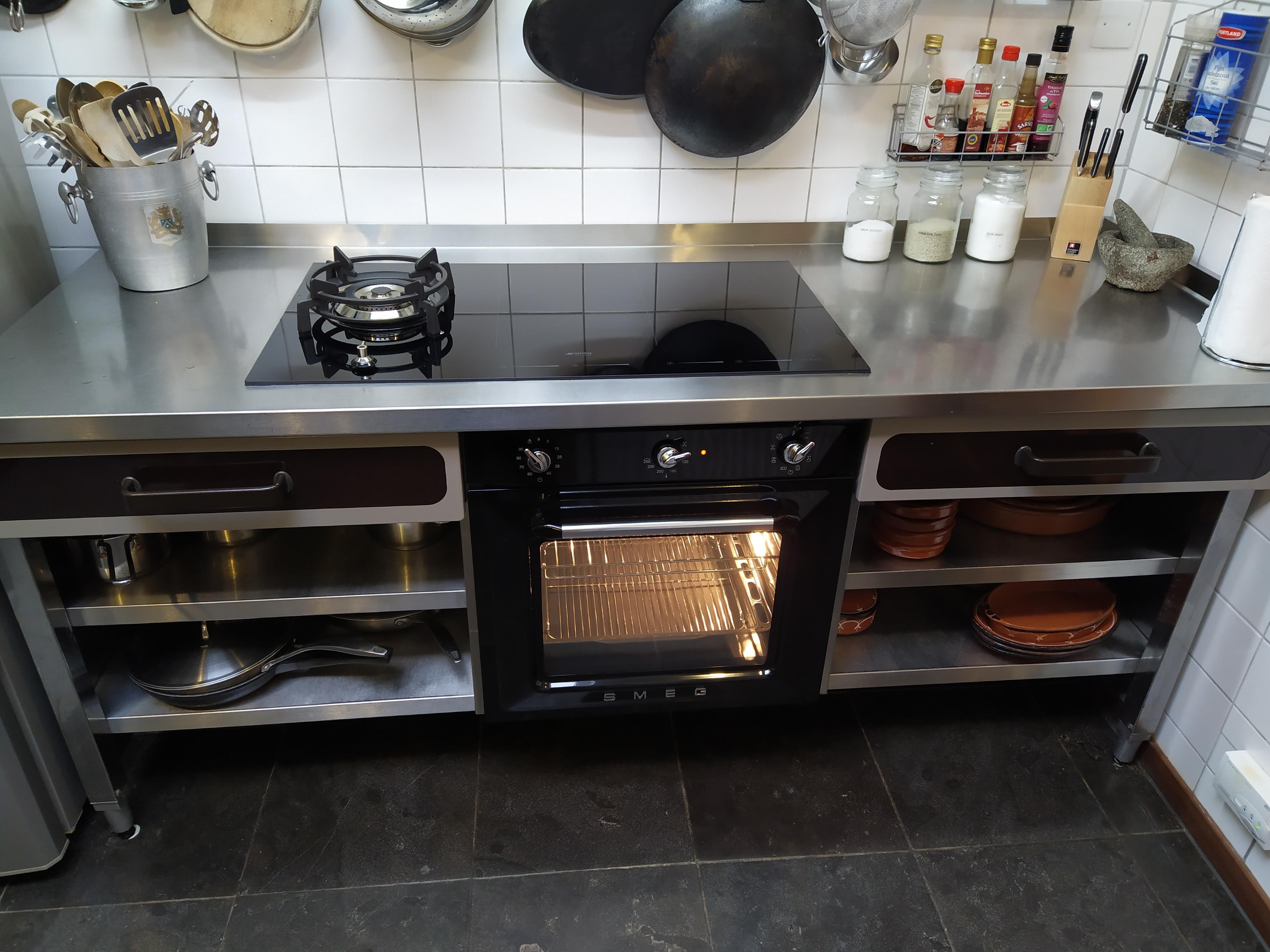 smeg keuken