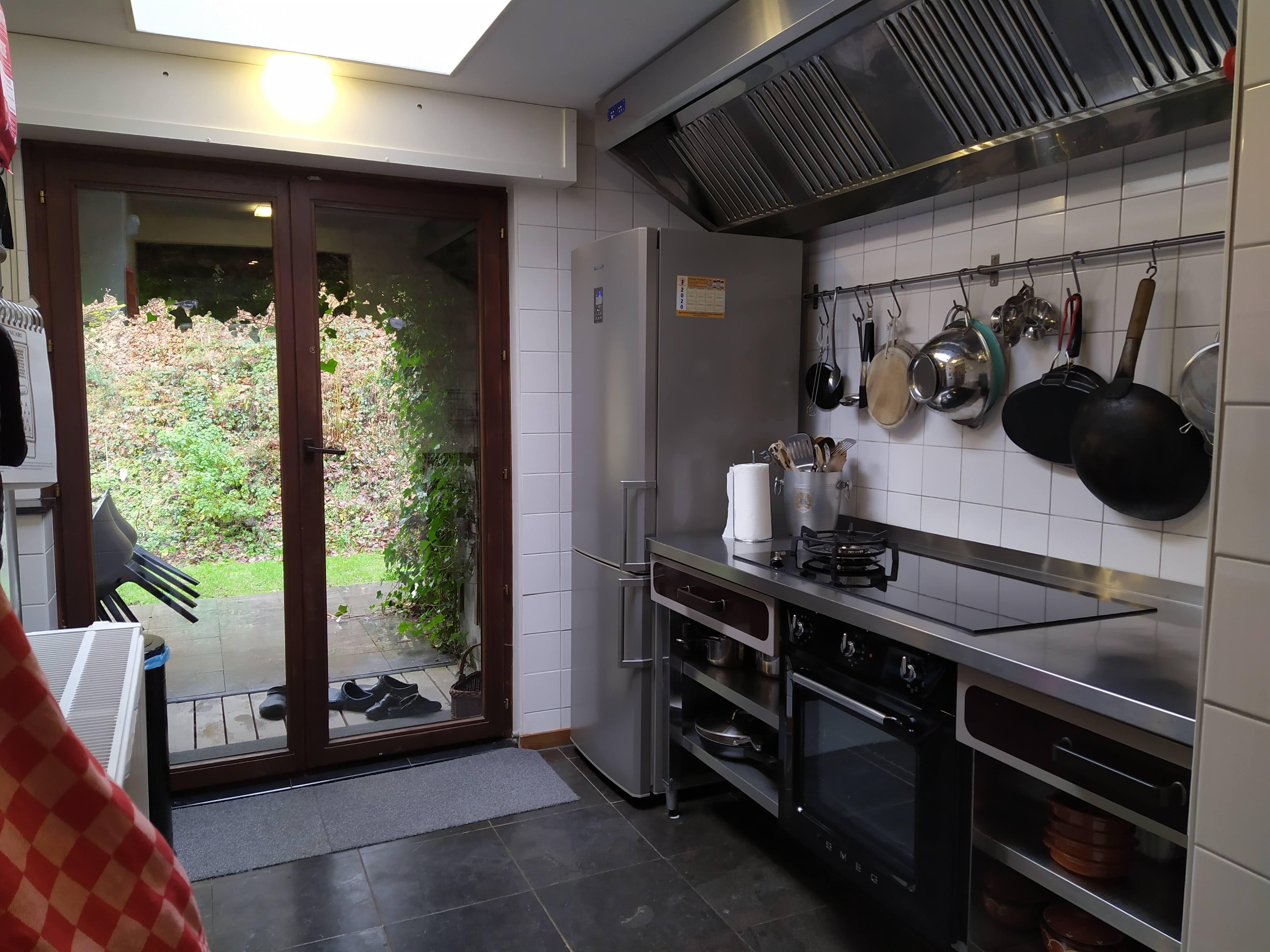 deel van keuken