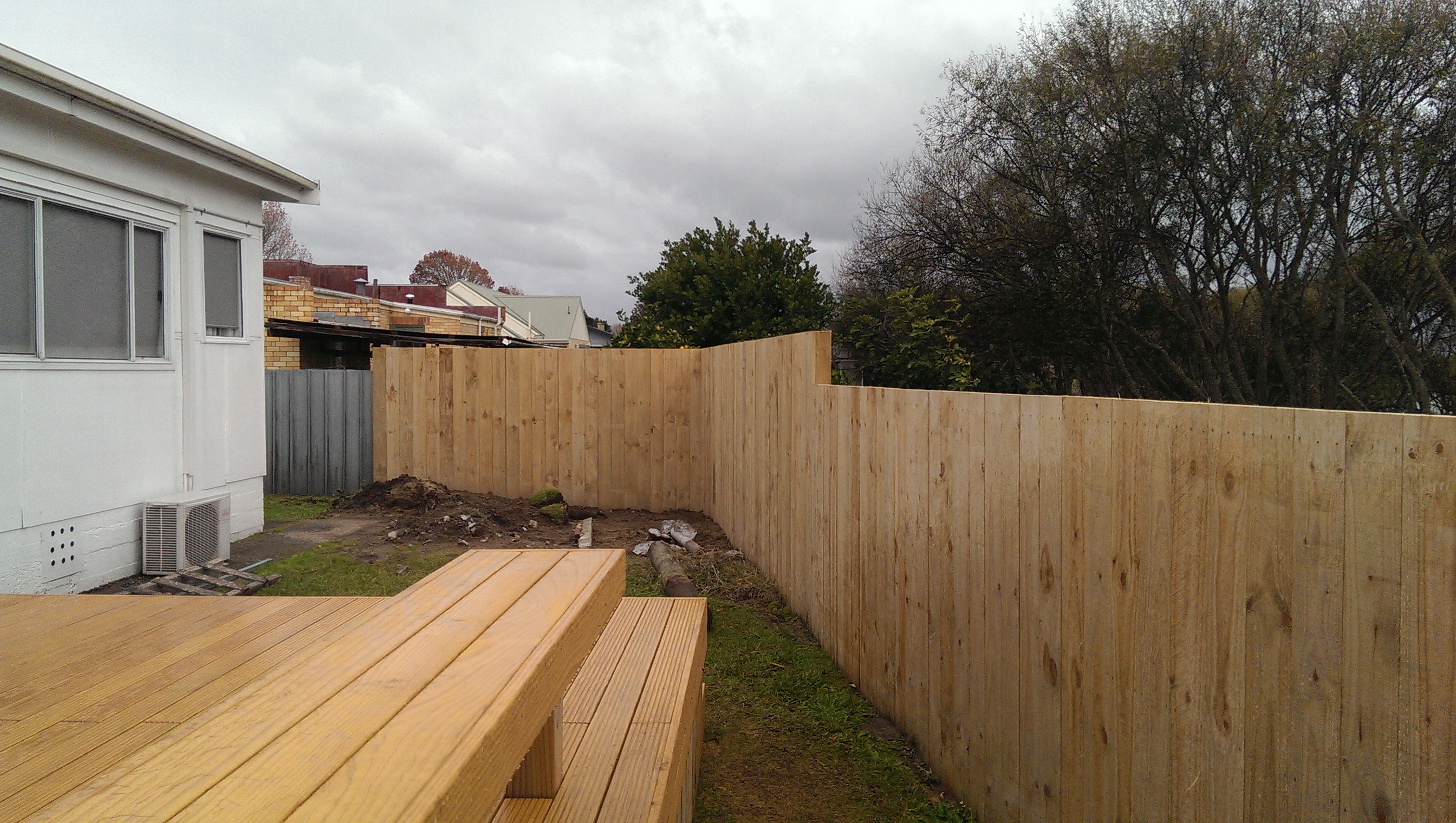 Huntly Fence