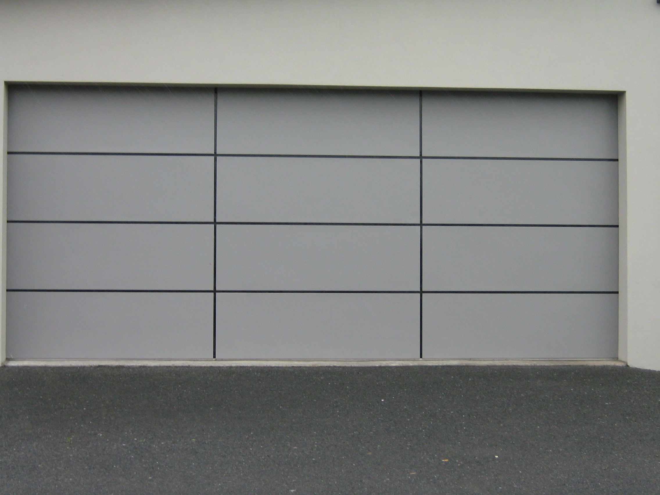 4x3 Alloy garage door