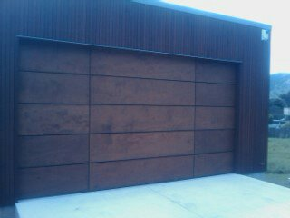 5x3 ply batten garage door