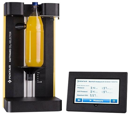 """Haffmans เครื่องวัด  CO₂ ในบรรจุภัณฑ์ รุ่น """" CO₂ SELECTOR"""""""