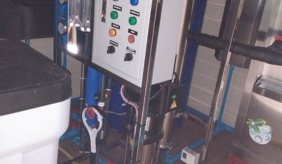 ติดตั้งอาคารน้ำดื่ม RO_4.41 ตชด.1474 บ้า
