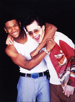 Usher,Clifton Collins Jr.2
