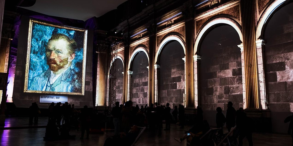 Van Gogh: The Immersive Experience, Member's Preview