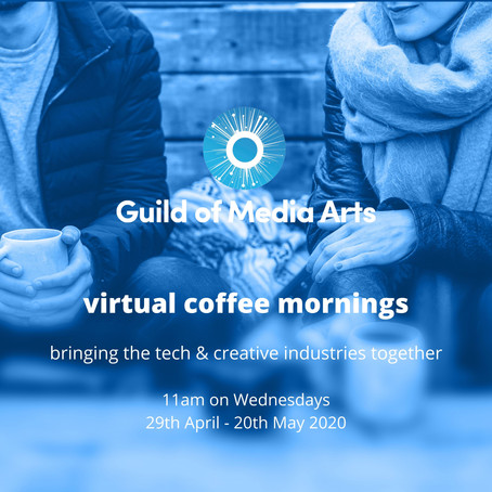 Guild Coffeehouse - opening 11am, Wed 29th April 2020