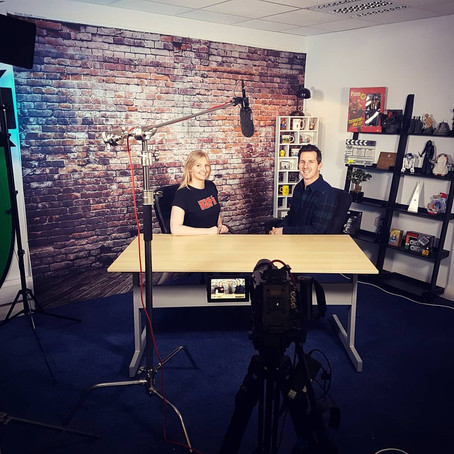 Spotlight: Online Engagement with Leeds & York Live Streaming Experts, Going Live TV!