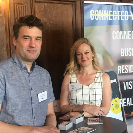 Q&A: Two York consultants helping us find more of what we love with Connected York App