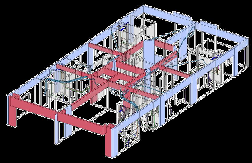 As built de edifício residencial