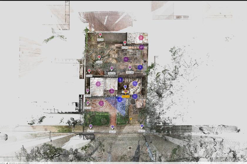 Planta baixa SCENE 2go Smart House