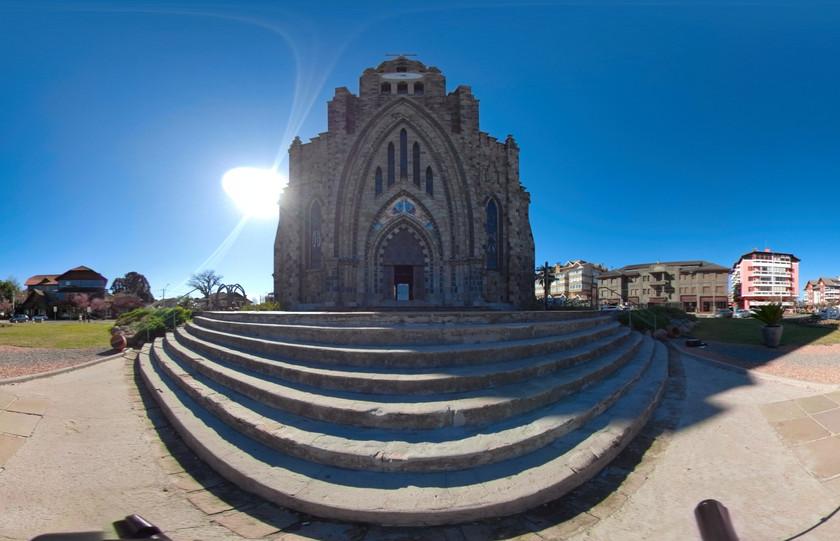 Igreja em Canela/RS