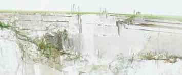Barragem em pontos esparsos