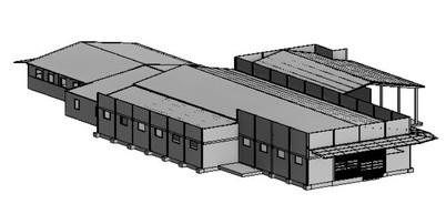 Atualização de planta industrial