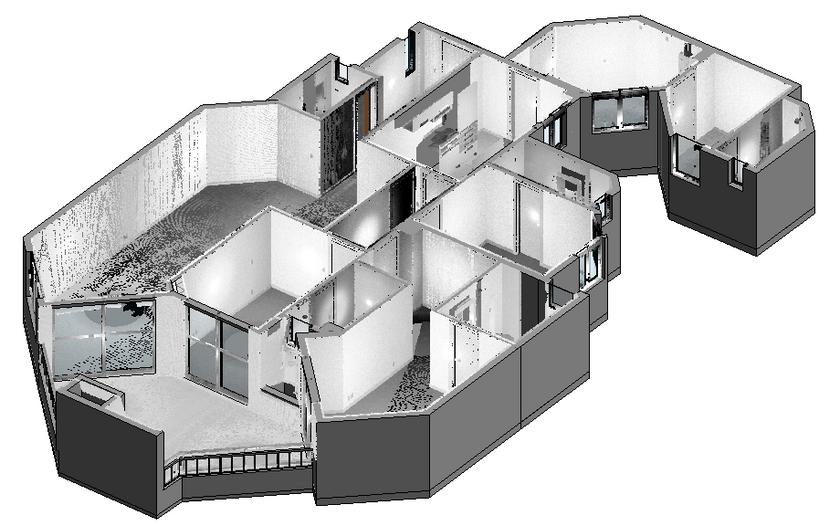 Apartamento de 170m²