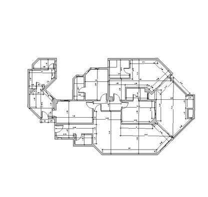 Planta Baixa de Apartamento