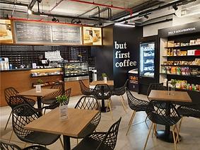 Z Café. ANDRADAS. Post de abertura. - Co