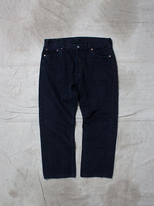 Vintage Levis 501 Black (34x28)
