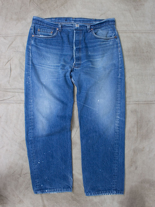 Vtg Levis 501 Made In USA (38x28)
