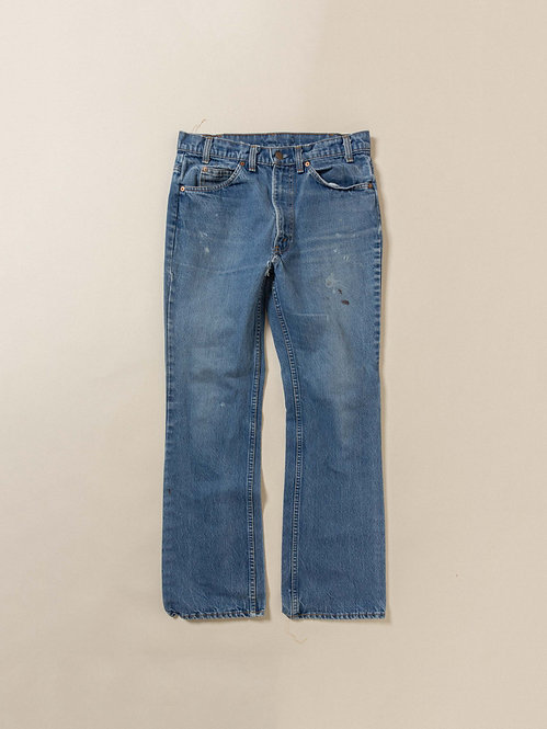 Vtg Levis 517 Made in USA (32x31)