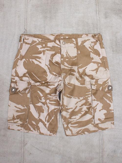 Deadstock British Army DPM Desert Shorts