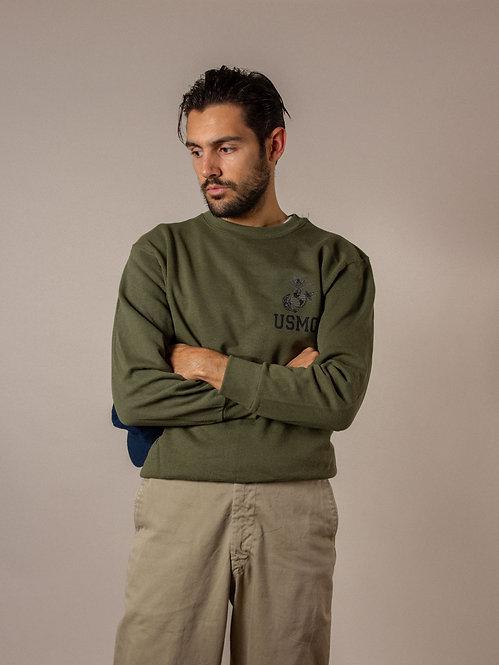 Vintage USMC US Marine Corps Sports Sweatshirt