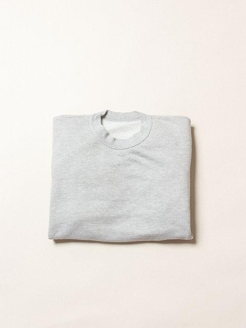 Vtg Grey Sweatshirt (L)