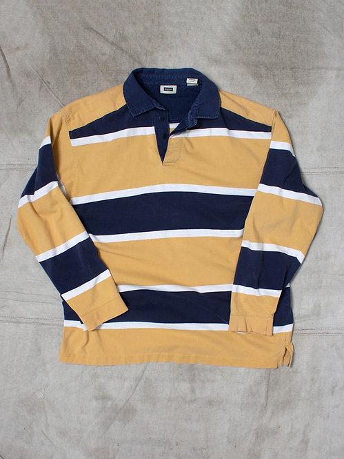 Vtg Rugby Shirt (XL)