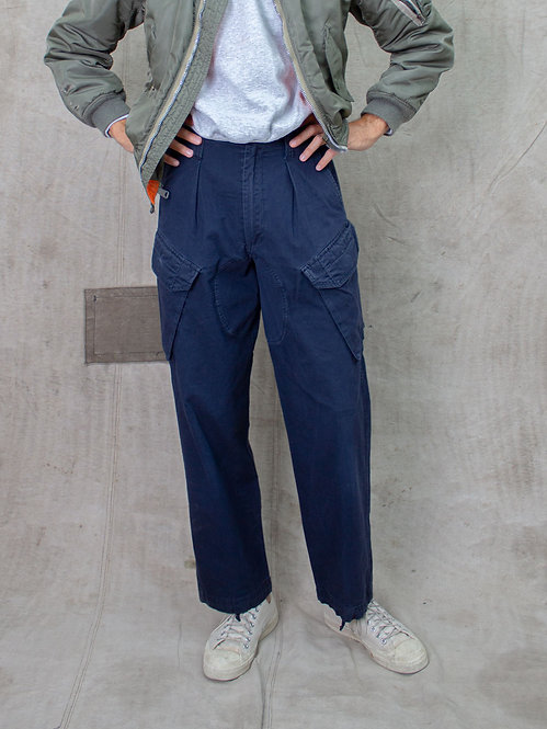 Vintage British Royal Navy Pants