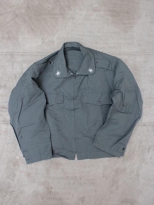 vintage deadstock italian air force flight jacket