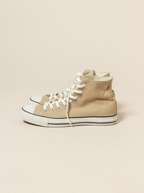 NOS Early 2000s Converse All Star - Taupe