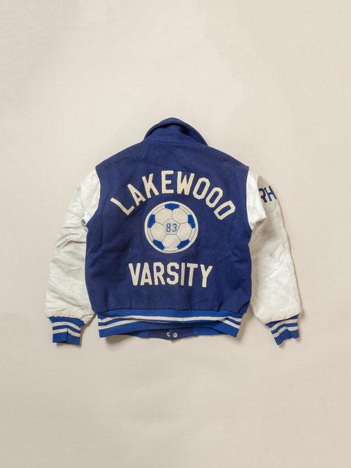 Vtg 1983 Lakewood Varsity Jacket (M)