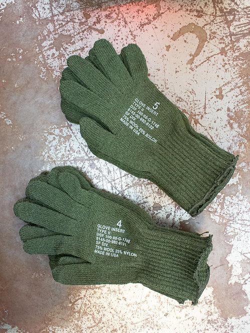 Deadstock US Army Wool Gloves
