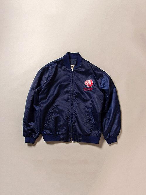 Vtg Nylon Sports Jacket (L)