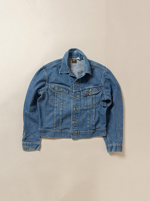 Vtg Lee Riders Made in USA Denim Jacket (M)
