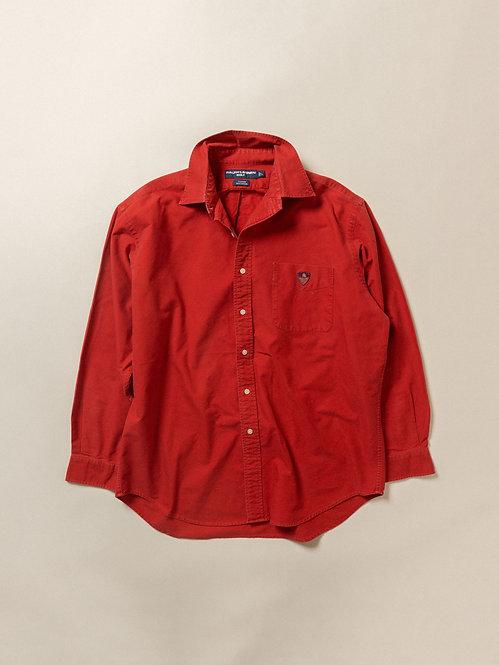Vtg Ralph Lauren Golf Tilden BD Shirt (L)