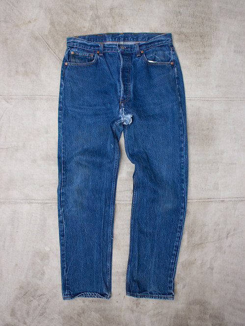 Vintage Levi's 501 Made in USA (33x31)