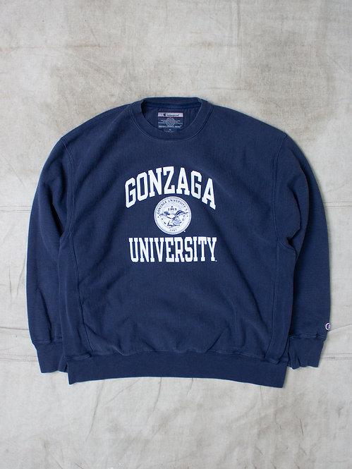 Vintage Champion Reverse Weave Sweatshirt (XL)