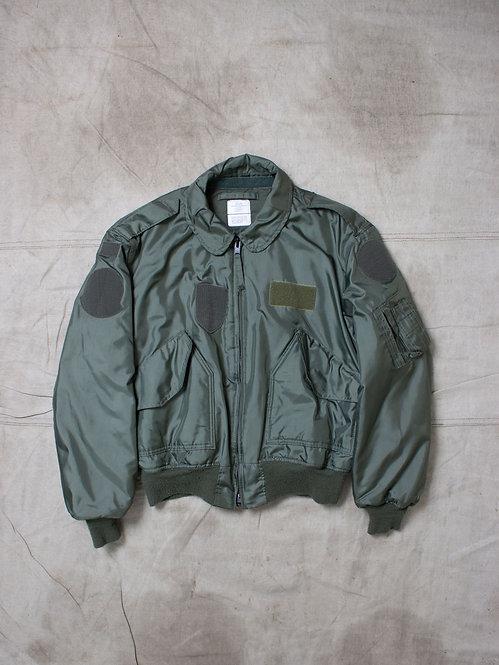 Vtg US Army CWU Jacket (L/XL)