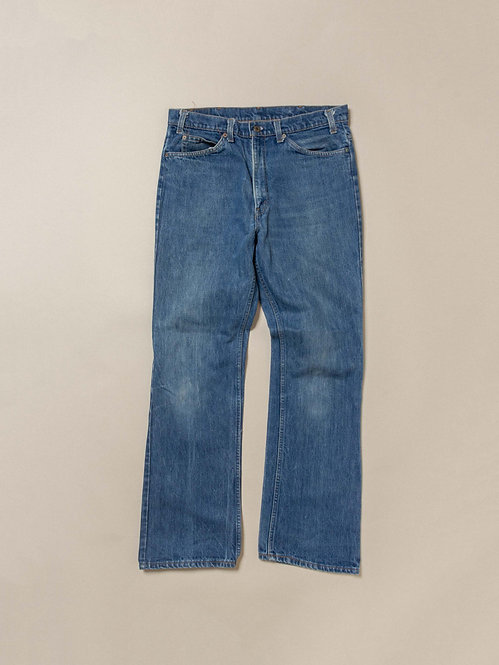 Vtg Levis 517 Made in USA (34x33)