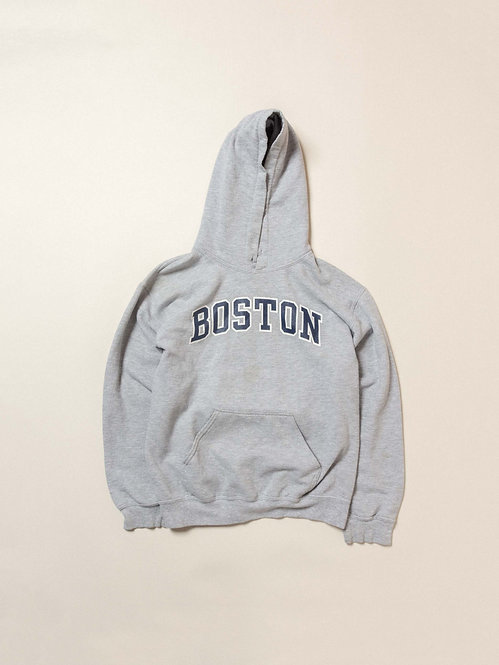 Vtg Boston Sports Hoodie (S)