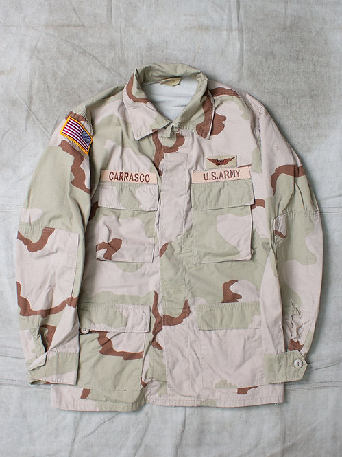 Vtg US Army Desert Storm Jacket (S-Regular)