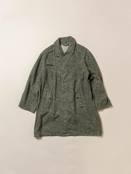 Vtg Czech Army Overcoat (M)