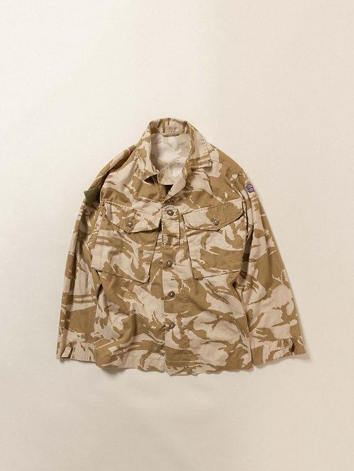 British Army Desert Camo Shirt