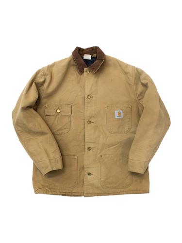 37ce09e16c Vintage Carhartt Blanket Lined Work Jacket Coat ...